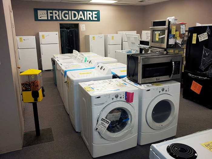 Appliance Scratch And Dent Outlet Kitchener